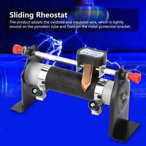 Multipurpose Isolated Physics Sliding Rheostat Sliding Rheostat 50Ω For Power
