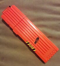 NERF  Gun Replacement Orange MAGAZINE CLIP Holds 18 bullets