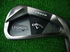 Callaway Legacy black 4I S-flex SINGLE IRON Golf Clubs 4188