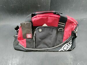 Ogio Half Dome Red Duffle Bag