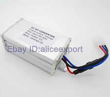 DC96V/ 48V/60V/72V to 12V 8~10A 100W converter For Electric Storage Battery car