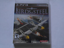 Birds of Steel (Sony Playstation3, 2012)Game Disc Very Good Cond. /NTSC Verision