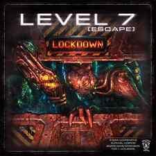 Level 7 Escape: Lockdown, NEW