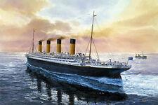 """Grace and Glory"" Tom Freeman Artist Proof - R.M.S. Titanic Maiden Voyage 1912"