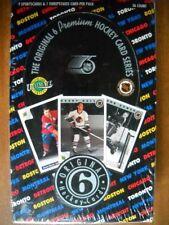 1992 Original 6 Premium Hockey Card Series Box 36 packs