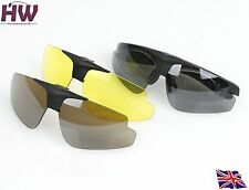 AIRSOFT SHOOTING GUN GLASSES GOGGLES PRESCRIPTION DAISY / TMC C2 UK DELIVERY
