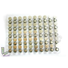 300 x AG5 393 LR48 LR754 SR48 SR754 393A D393 Alkaline Single Use Battery