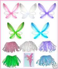 TINKERBELL WING & TUTU 12 SETS~*~FAIRY DRESS UP 24 PCS