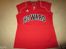 Howard University Bison #22 Volleyball Adidas Game Worn Jersey Womens M Medium