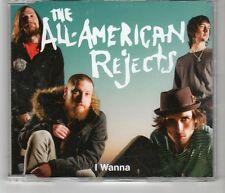 (HJ333) The All-American Rejects, I Wanna - 2009 DJ CD