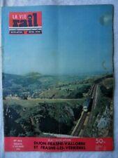LA VIE DU RAIL N°462-12 SEPTEMBRE 1954