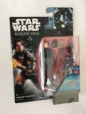 Star Wars Rogue uno Imperial uniforme sargento Jyn Observatorio figura de 3.75 pulgadas