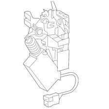 68006457AA NEW OEM Rear Door Hinge Sprinter 2500 3500 Left Lower Mopar