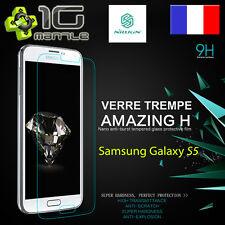 Protection Ecran Vitre/verre Trempé/blindé Nillkin H - Samsung Galaxy S5