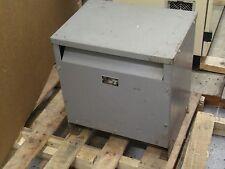 TRENCO TR183 480 V 1 PH 20 KVA 60 HZ TRANSFORMER 2