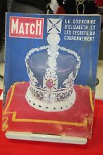 Paris Match n: 197 du 20 au 27 Décembre 1952