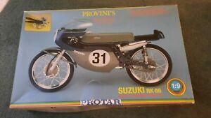 Protar Suzuki RK66 50cc Boxed 1/9 Scale