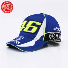 MOTO GP 46 Motorcycle Valentino Rossi 3D F1 Racing Cap Men Yamaha Cotton Hat