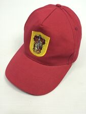 38895a35872 Harry Potter Hat Red Snapback Gryffindor The exhibition Warner Brothers
