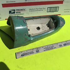 Studebaker tail light fixture, USED and as removed.     Item:  4871