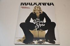 Madonna : The Girlie Show  (1994) Hardcover 1ST/1ST ~4TH CONCERT TOUR BOOK + CD~