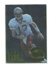 1996 Press Pass Paydirt Game Breakers #10 Danny Kanell Florida St. Seminoles