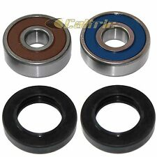 Rear Wheel Ball Bearings Seals Kit Fits YAMAHA YZ80 1980 1983