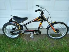 Schwinn Occ Chopper Bike Bicycle Orange County Tv Show Stingray Schwinn.Mint