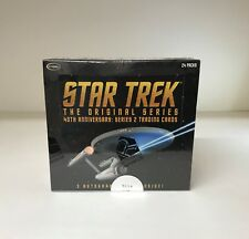 Star Trek The Original Series 40th Anniversary 2 - Trading Card Hobby Box - TOS