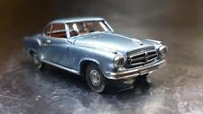 * Wiking 08233527 Borgward Isabella Coupe 1:87 HO Scale