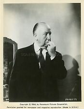 ALFRED HITCHCOCK PSYCHO 1960 VINTAGE PHOTO ORIGINAL PARAMOUNT PORTRAIT
