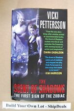 Paperback Novel by Vicki Petersson The Scent Of Shadows First Sign Of The Zodiac