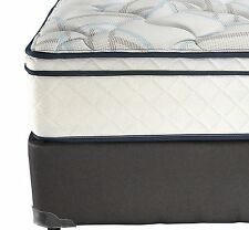 ❤️Sealy Posturepedic Bed~GETAWAY QUEEN Ensemble Medium Mattress & Base Melb❤️