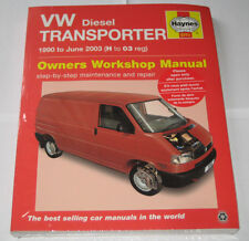 Reparaturanleitung VW Bus + Transporter T4 Diesel TD TDI, 1990 - 2003