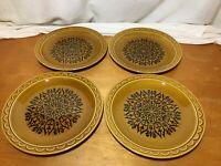 "4 EUC Vintage Homer Laughlin Coventry Castilian 10"" Dinner Plates"