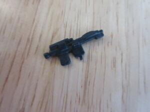 Star Wars VINTAGE BOBA FETT BLACK BLASTER LASER WEAPON Gun Weapon Part Accessory
