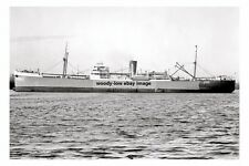 rp15597 - Port Line Cargo Ship - Port Fairy , built 1928 - photo 6x4