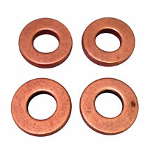 4 x Injector Copper Washer Seals O-Ring for PEUGEOT / CITROEN 1.6 HDI DV6