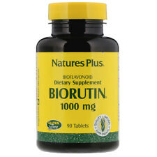 Nature's Plus, Biorutin, 1000 mg, 90 Tablets