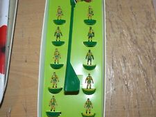 WEST BROMWICH ALBION AWAY KIT 1977-81 SUBBUTEO TOP SPIN TEAM