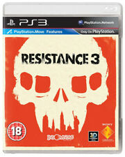 RESISTANCE 3 ~ PS3 (in Good Condition)