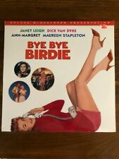 Bye Bye Birdie laserdisc, original '63 Radio City, Ann-Margret, Janet Leigh