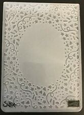 STAMPIN' UP! CONFETTI EMBOSSING FOLDER