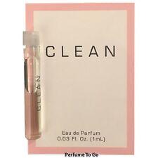 Fragrance Vial Sample for Women - 1 pc of CLEAN ORIGINAL EDP Splash Vial Sample