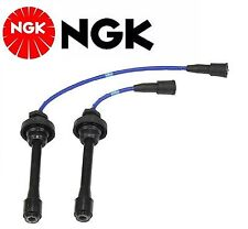 NGK Spark Plug Ignition Wire Set For Mitsubishi Lancer ES; LS; OZ Rally 2002-06