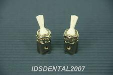 4pcs Dental Toggle On Off Valve 3 Way Dental Unit Parts New