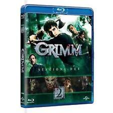 Blu Ray GRIMM - Stagione 2 (Box 6 Dischi) .....NUOVO