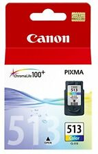 Canon - Cl-513 Cartouche D'encre D'origine tricolore