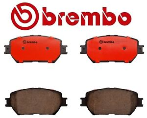 For Toyota Camry Lexus GS300 IS250 Front Disc Brake Pads Ceramic Brembo P83062N