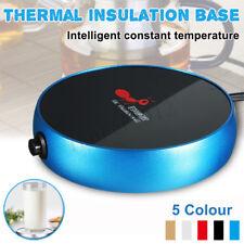 Electric Desktop Tray Heater Water Kettle Tea Pot Milk Warmer Portable Warm Tool